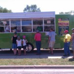 Subway Food Truck at Celebrate Dundas