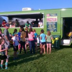 Subway Food Truck at Taste of Savage
