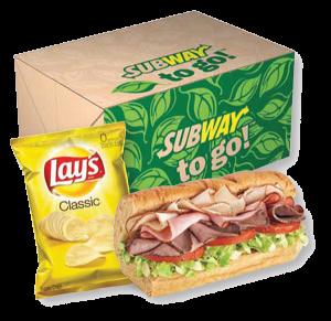box lunch copy